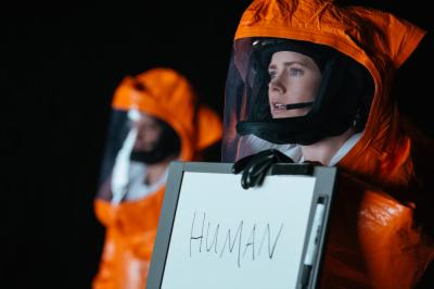 Arrival promotional still